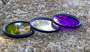 DSLR Kamera Filter